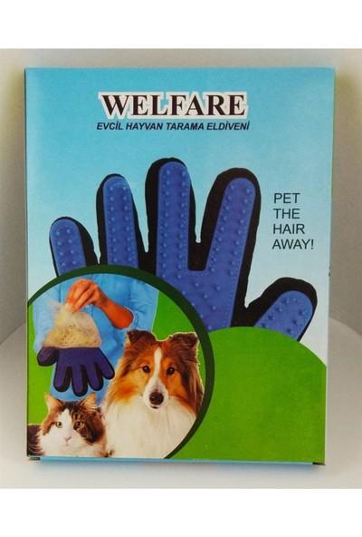 Welfare Kedi Köpek Tüy Toplama Eldiveni