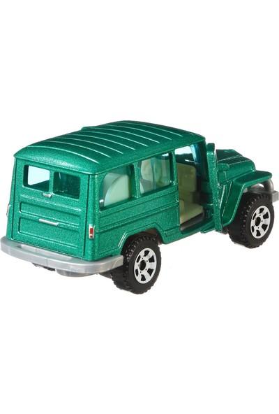 Matchbox 1:64 Arabalar 1962 Jeep Willys Wagon