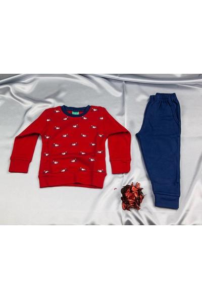 Elsima Erkek Çocuk Pijama Takımı