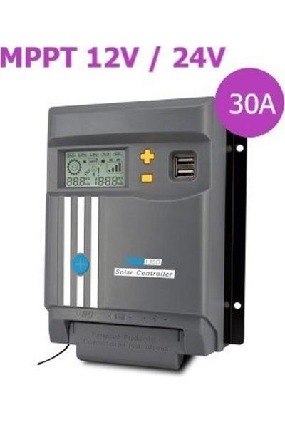Lexron 30A Mppt Şarj Kontrol Cihazı