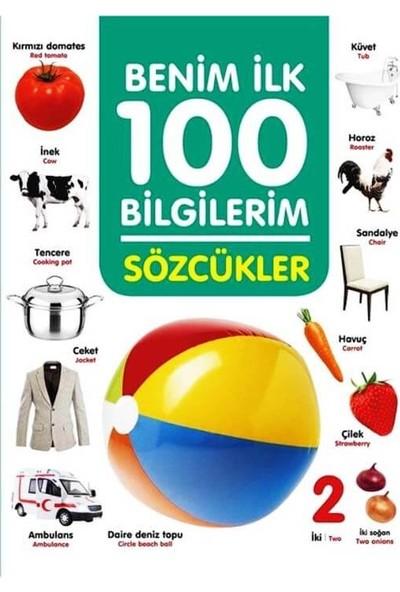 0-6 Yaş Yayınları +3 Yaş Benim Ilk 100 Bilgilerim Sözcükler