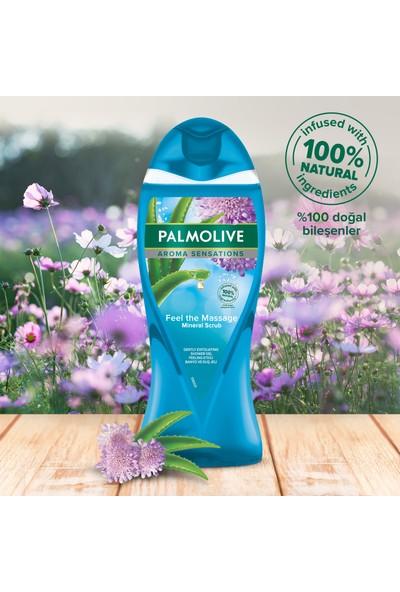 Palmolive Aroma Sensations Feel the Massage Duş Jeli 2x500 ml+LİF