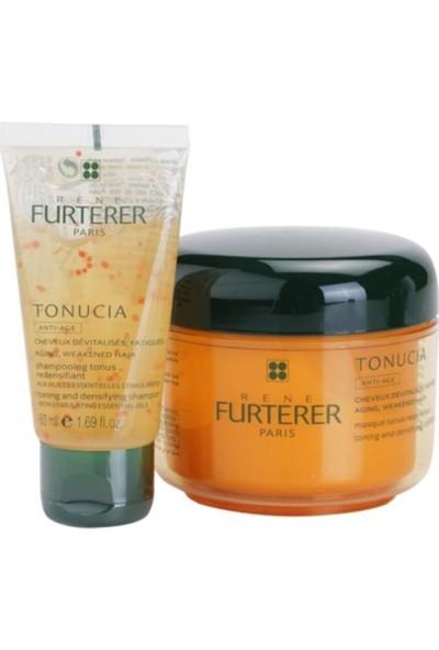 Rene Furterer Tonucia Saç Maskesi 200 ml + Şampuan 50 ml