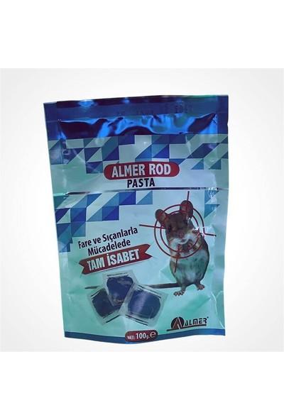 Almer Rod Pasta Fare Pastası 100 gr