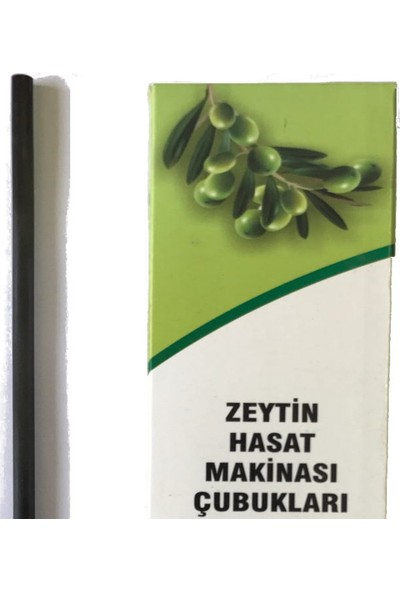 Brumi Zeytin Hasat Makinaları 6mm Karbon Fiber Çubuk