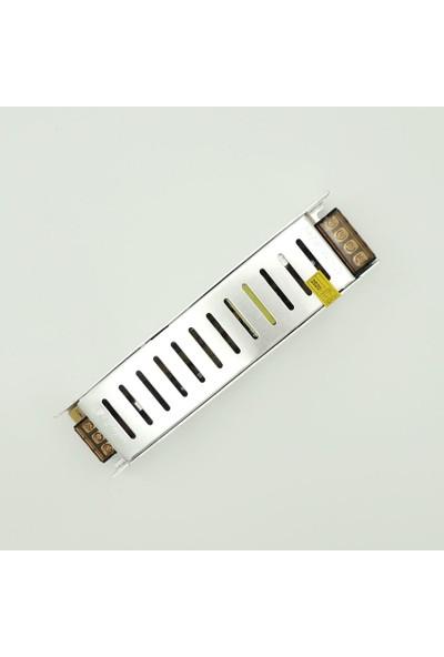 Sunlight Şerit LED Trafo 12V Adaptör Driver 10 Amper 120 Watt