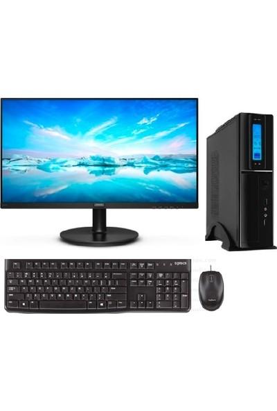 """Zetta Flex ZT922FG Intel Core i7 9700 16GB 1TB 480GB SSD Windows 10 Pro 21.5"""" Masaüstü Bilgisayar"""