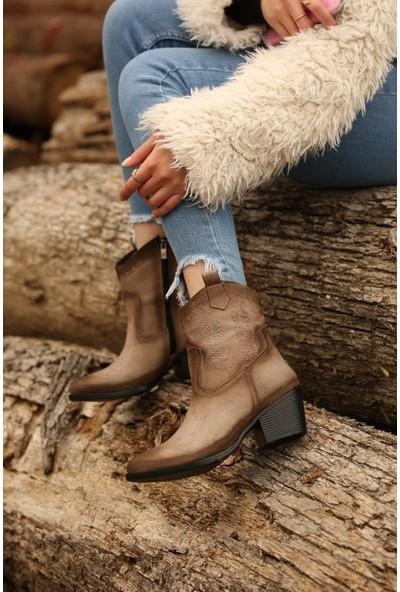 Pabucmarketi Kadın Çizme