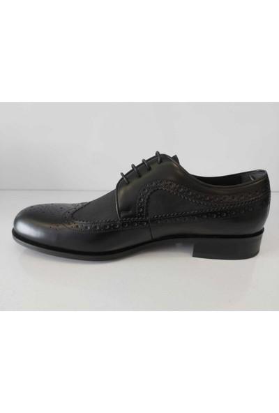 Greyder Siyah Erkek Klasik Ayakkabı 60180