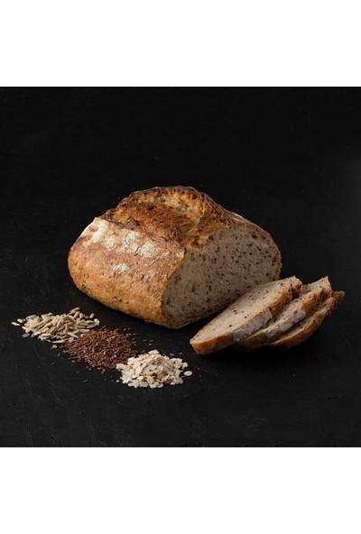 Kukumav Ekşi Mayalı Çok Tahıllı Ekmek 700 gr 2'li Paket