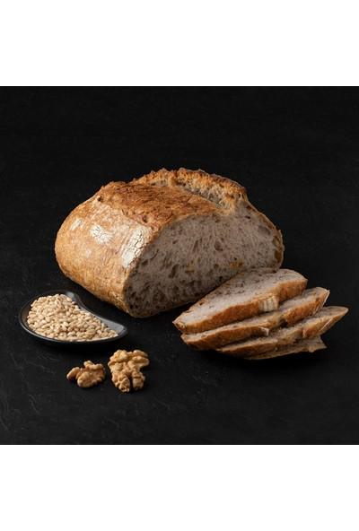 Kukumav Ekşi Mayalı Cevizli Ekmek 700 gr 2'li Paket