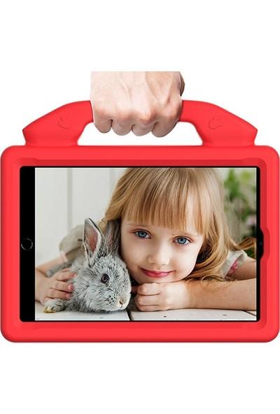Ally Ipad Mini 1-2-3-4-5 Kılıf Eva Çocuk Shockproof Standlı Taşınabilir Kırmızı