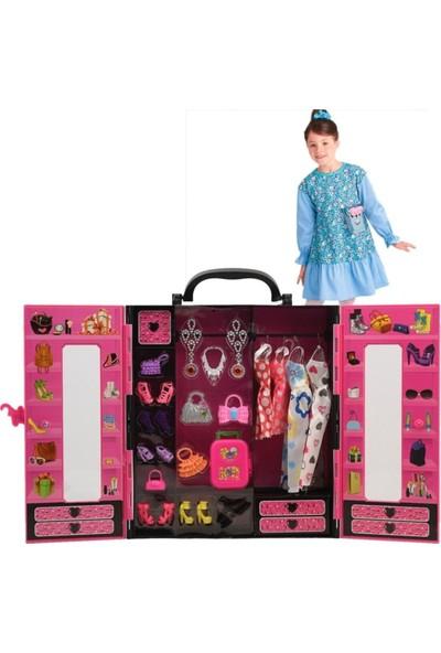 Kayyum Oyuncak Beauty Fashion Star Barbie Elbise Gardrobum