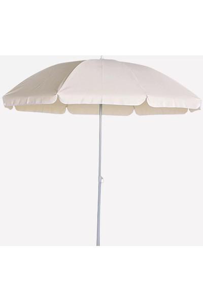 Evinizin Atölyesi Bahçe Şemsiyesi Balkon Şemsiyesi Teras Şemsiyesi 200 cm