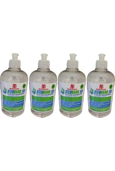 Sterhand El ve Cilt Dezenfektanı 500 ml x 12 Adet