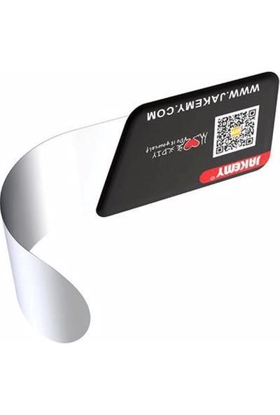 Jakemy JM-OP18 Kavisli Ekran Söküm Bıçağı Paslanmaz Çelik 0.1mm