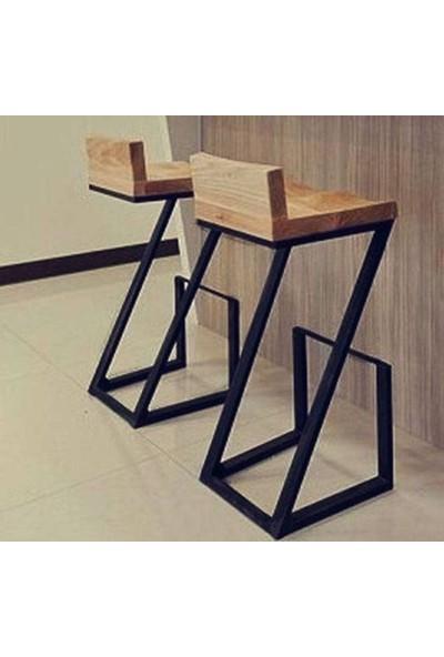 Abronya Bar Taburesi Yüksek Sandalye Mutfak Masası Sandalye Modelleri Retro Tasarım Sandalye Modelleri
