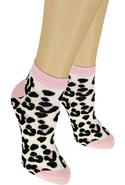 Calze Vita Desenli Kadın Pamuk Çorap
