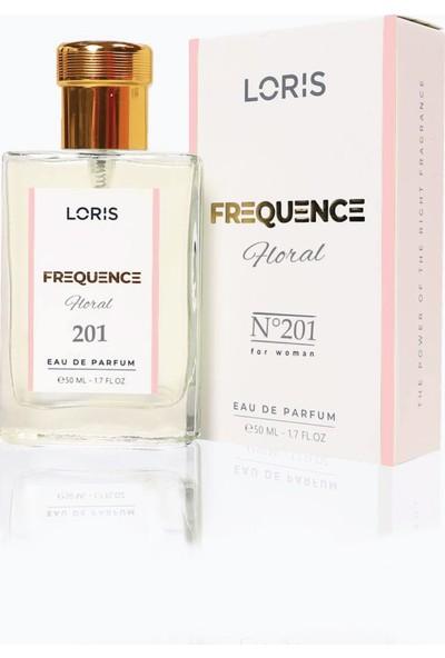 Loris K-201 Frequence Parfume Edp 50ml Çiçek&Meyve Kadın Parfüm