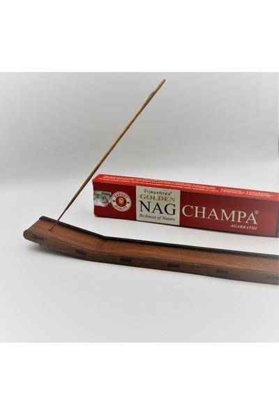 Satya Nag Champa 3'lü Nag Champa Tütsü Seti