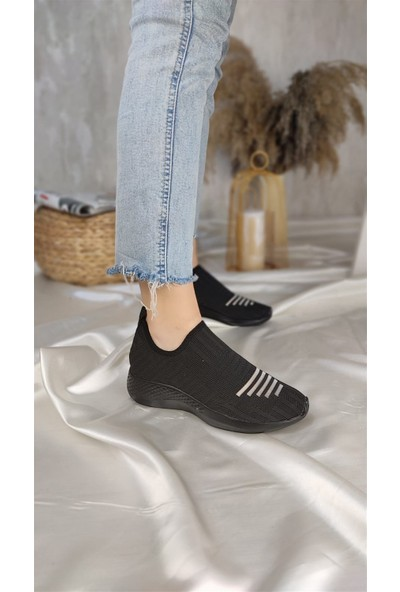 Park Moda Rıa Kadın Spor Ayakkabı Siyah