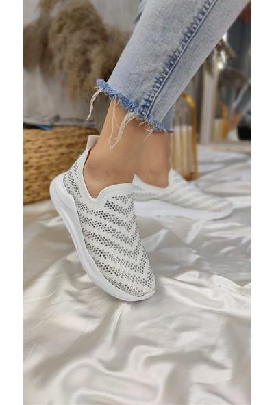 Fendi Essıe Kadın Spor Ayakkabı Beyaz