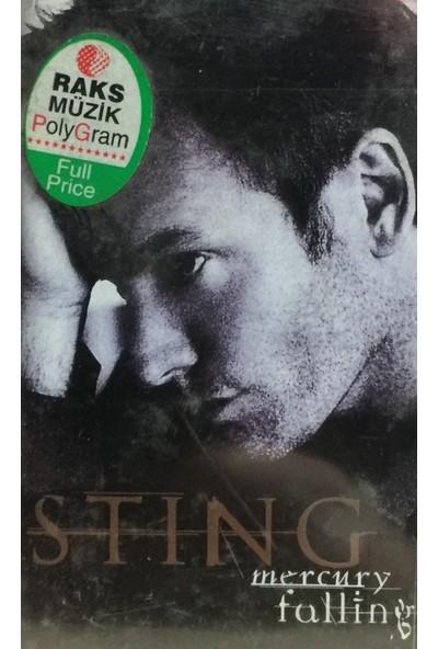 Sting - Mercury Falling ( Kaset )