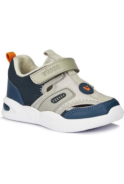 Vicco Luca Çocuk Spor Ayakkabı - Gri - 28