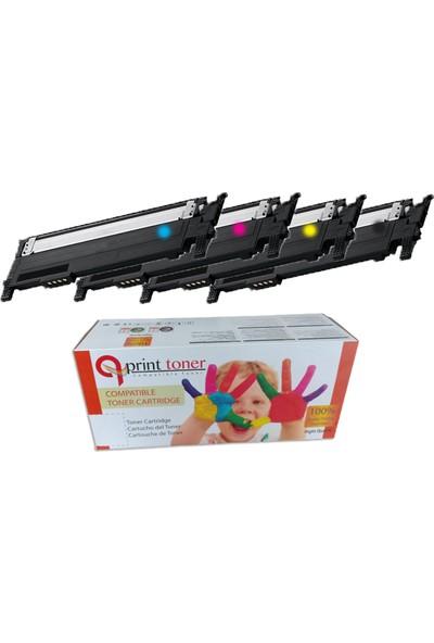 QPrint Samsung CLP-360/CLP-365 Set Muadil Toner