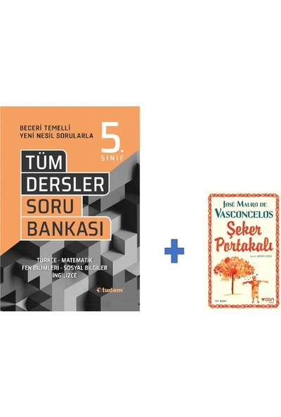 Tudem Yayınları 5. Sınıf Tüm Dersler Soru Bankası - Şeker Portakalı