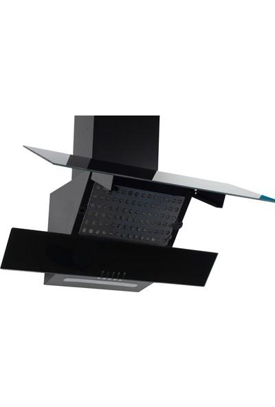 Alveus Mod F17 Siyah Davlumbaz