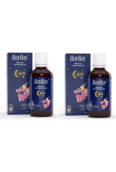 Melisa, Ihlamur ve Papatya Özlü Baybay Damla 50 ml X2 Adet