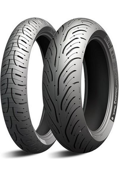 Michelin 120/70ZR17 ve 180/55ZR17 Pilot Road 4 Takım Lastik