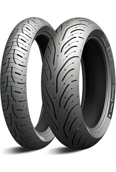 Michelin Honda Cbr 600 F Pilot Road 4 Gt Takım Lastik