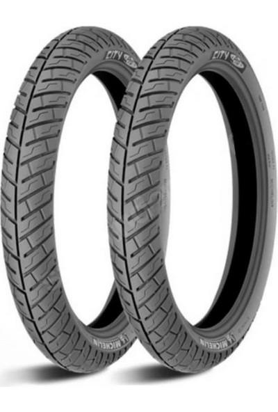 Michelin 2.75-18 ve 90/90-18 City Pro Dublex Takım Lastik