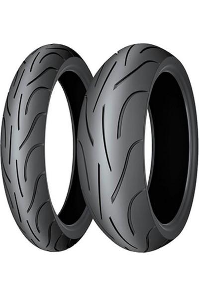 Michelin Triumph Tiger 1050 Pilot Power Takım Lastik