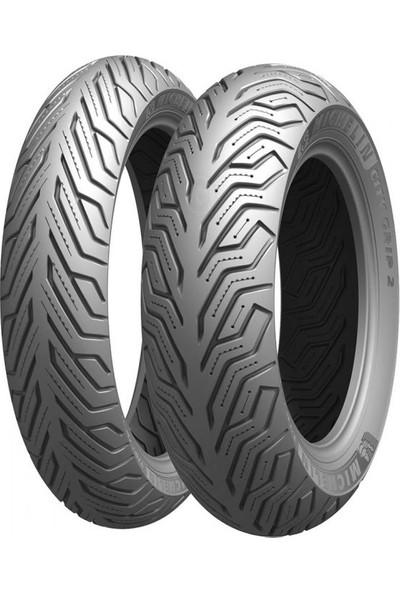 Michelin 120/80-14 ve 140/70-14 City Grip 2 Takım Lastik
