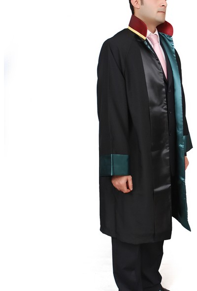Legal Yayıncılık Avukat Cübbesi - Saten Kumaş