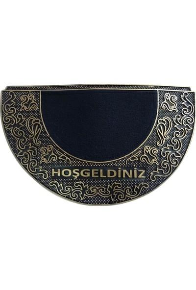 Sermat Hoşgeldiniz Baskılı Dekoratif Kapı Önü Paspas 45X75 cm Paspas