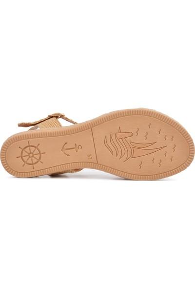 Park Fancy 104 Hasır Kadın Sandalet