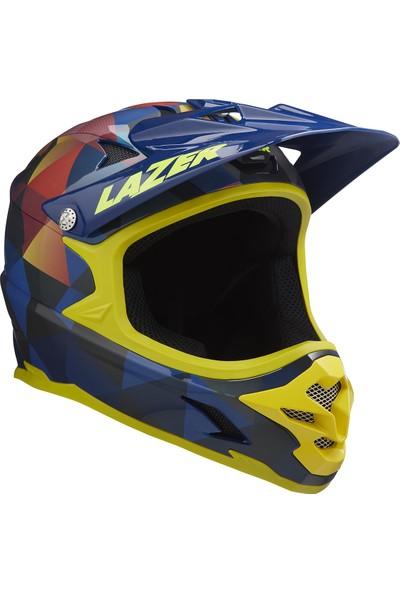 Lazer Phoenix +Ce-Cpsc Triangle Xl Full Face Downhill Bisiklet Kaskı