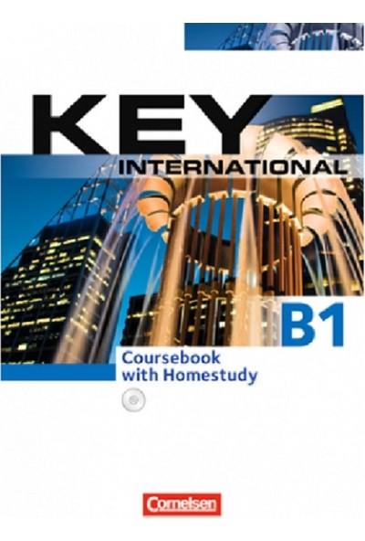Cornelsen Yayınları Key International B1 Coursebook With Homestudy + CD