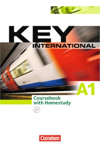 Cornelsen Yayınları Key International A1 Coursebook With Homestudy + CD
