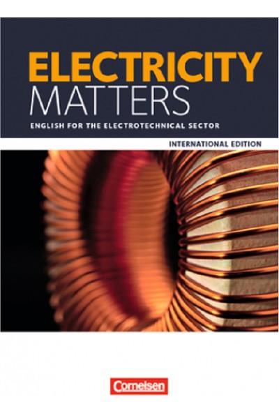 Cornelsen Yayınları Electricity Matters