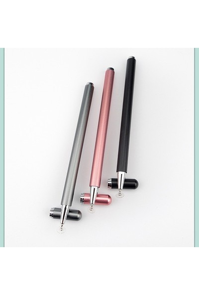 Ally Vers2 Universal Stylus Kapasif Tablet Telefon Dokunmatik Kalem AL-33622