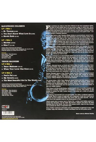 Sonny Rollins / Saxophone Colossus (2lp) (Plak)