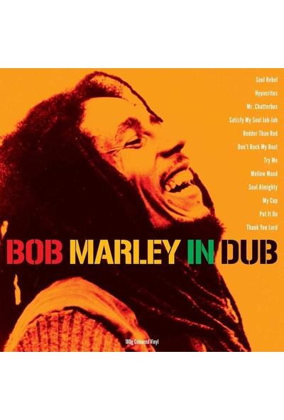 Bob Marley / In Dub (Renkli Lp) (Plak)