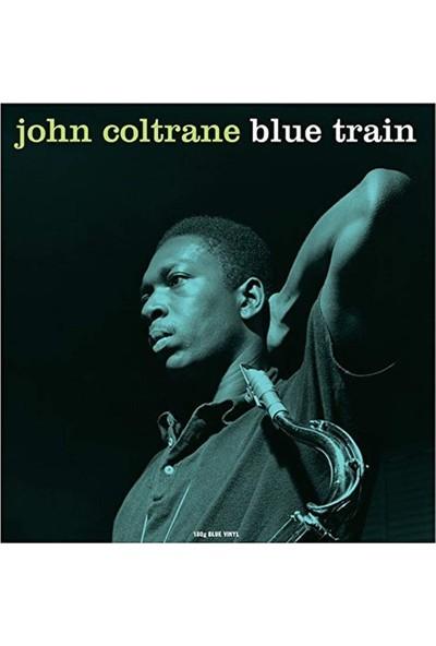 John Coltrane / Blue Train (Transparan Mavi Lp) (Plak)