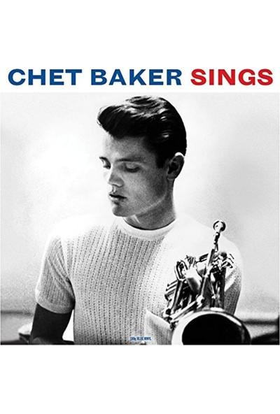 Chet Baker / Sings (Mavi Renkli Lp) (Plak)