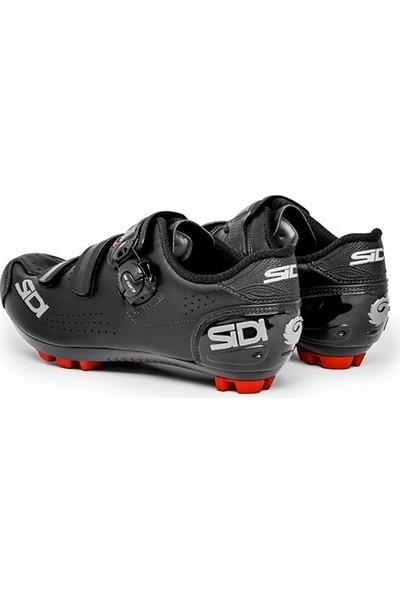 Sidi Trace2 Mega Dağ Bisiklet Ayakkabısı Siyah-46